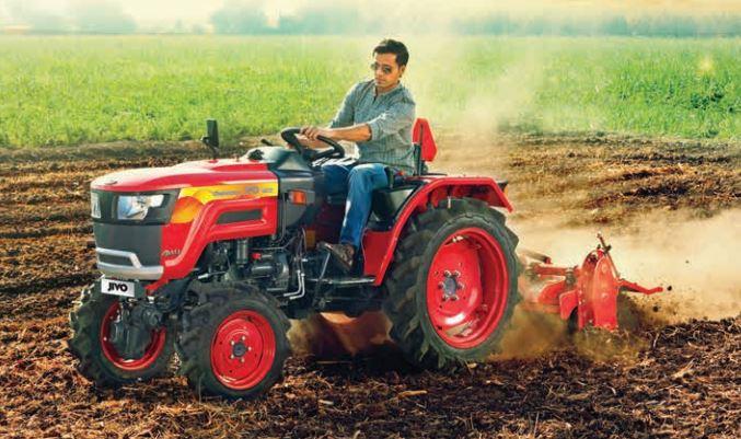 MAHINDRA JIVO 245 DI 4WD Mini Tractor Hydraulics & PTO