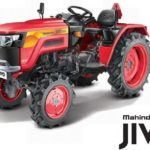 New Launch Mahindra JIVO 245 DI 4WD Mini Tractor Price List Specs Features Review