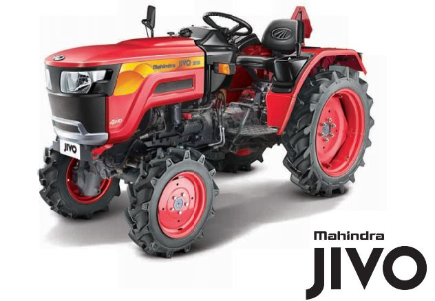 Mahindra Jivo 245 Di 4wd Mini Tractor Overview All