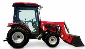 Mahindra 2545 Shuttle Cab Tractor