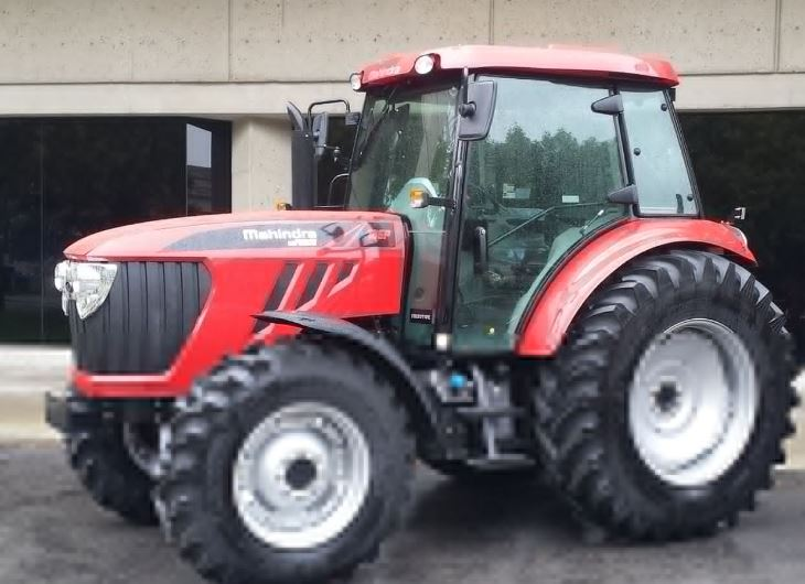 Mahindra Tractors USA Price List For Sell All Model With