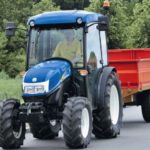 New Holland T3000 series Tractor hydraulics