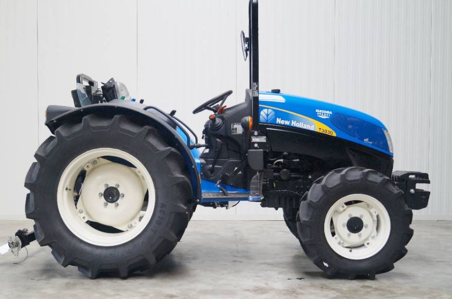 New Compact Tractor : New holland t series compact tractors price specs features