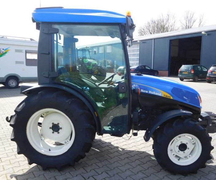 New Holland Compact Tractors Parts : New holland t series compact tractors price specs features