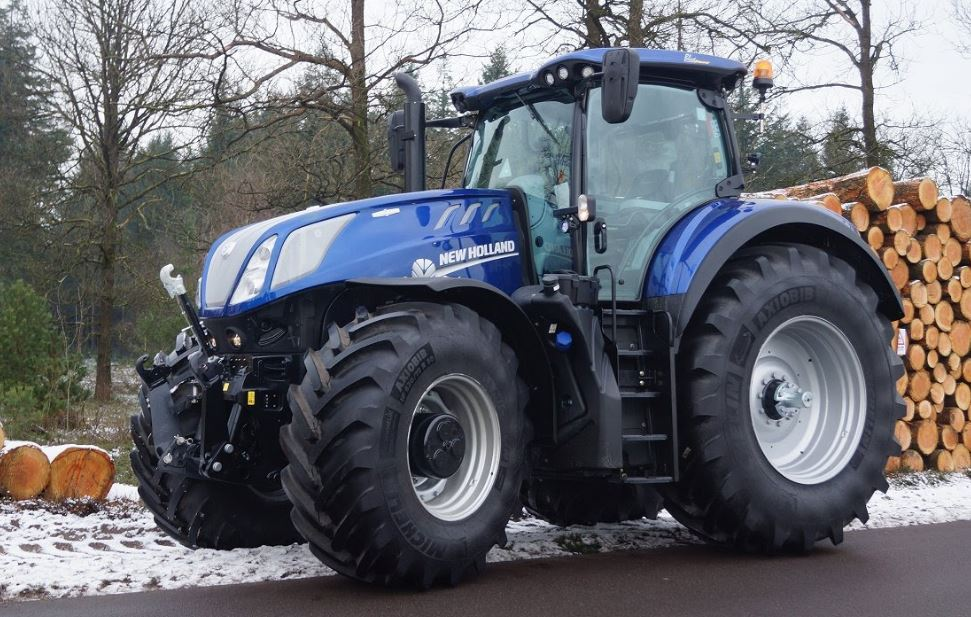 New Holland T7.315 Heavy Duty Tractor