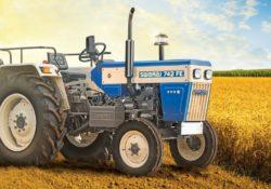 Swaraj 742 FE Tractor Overview