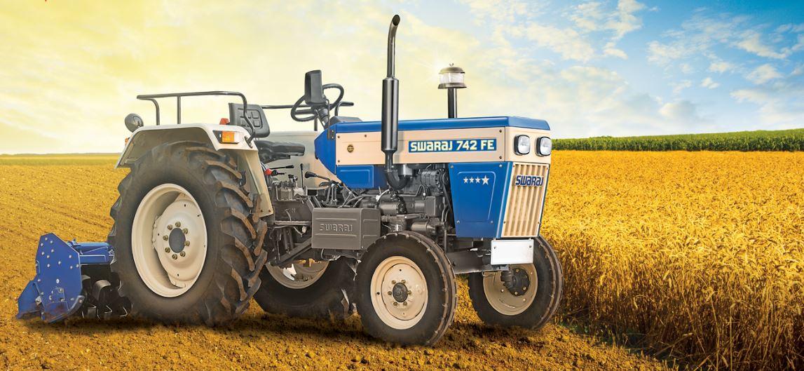 2017 New Launch Swaraj 742 Fe Tractor Price Specs Features