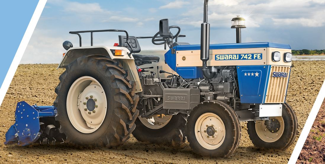✱ New Launch✱ Swaraj 742 FE Tractor price, specs, features