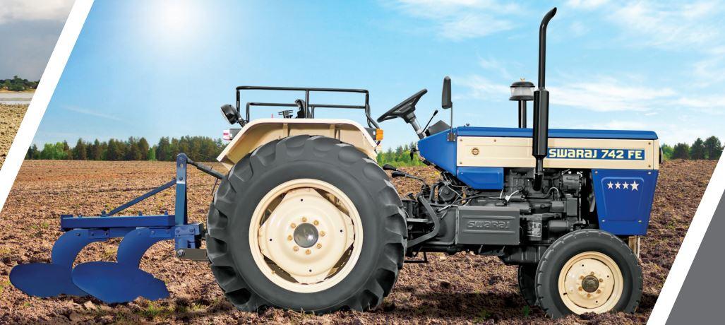 Swaraj 742 FE Tractor price