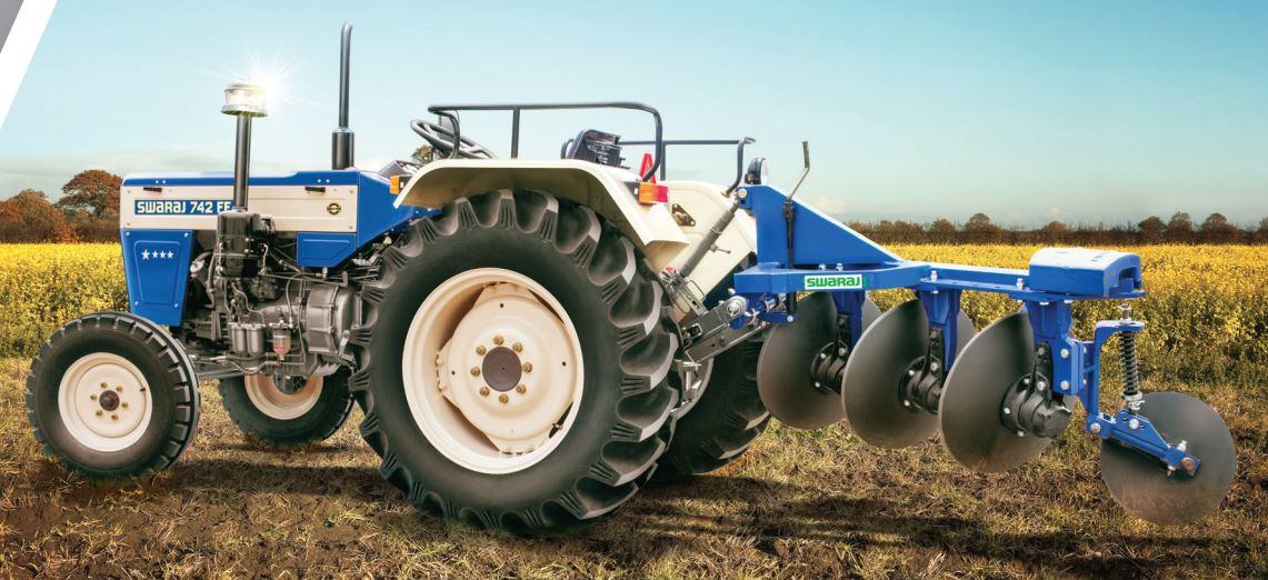 Swaraj 742 FE Tractor specification