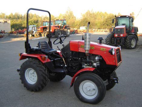 BELARUS 311 mini Tractor 1