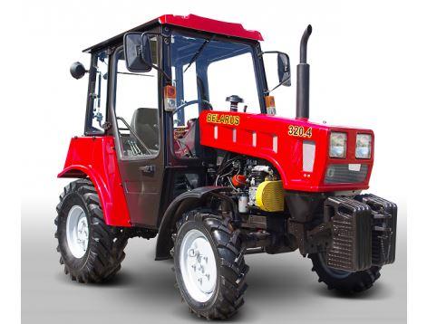 BELARUS 320.4M Tractor specs