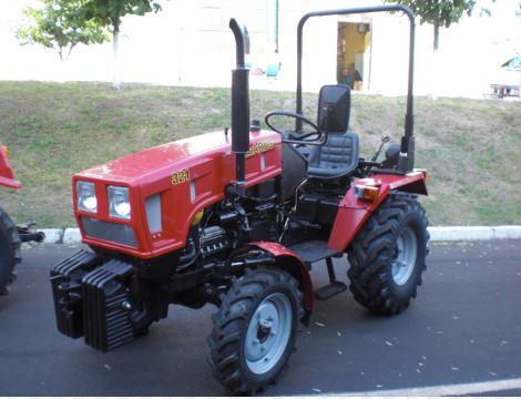BELARUS 321 Mini Tractor specs