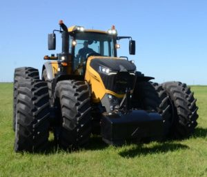 Challenger 1050 Tractor