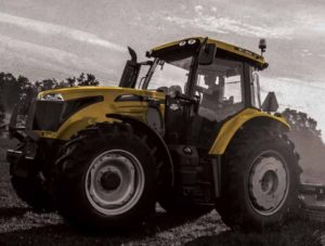 Challenger MT455E Utility Tractor
