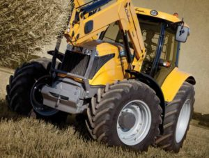 Challenger MT475D Utility Tractor