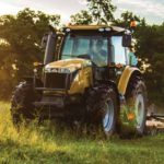Challenger MT400E Series Utility Tractors Parts Specs Price Images