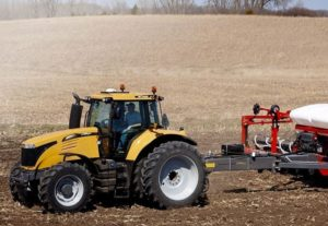 Challenger MT515E Tractor