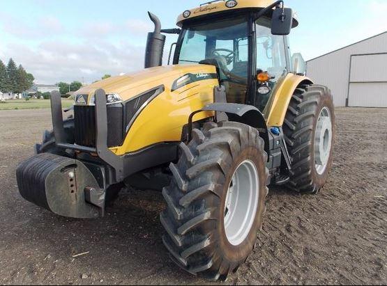 Challenger MT535D Tractor