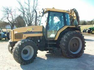 Challenger MT535E Tractor
