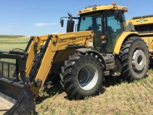 Challenger MT545D Tractor