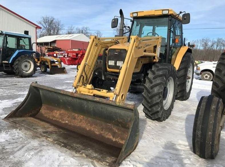 Challenger MT545E Tractor
