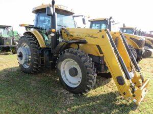 Challenger MT555D Tractor