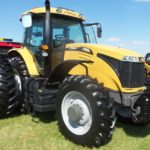 Challenger MT500D Series High Horsepower Row Crop Tractors