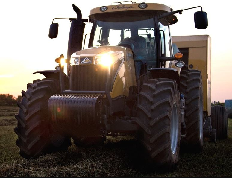 Challenger MT575E Tractor