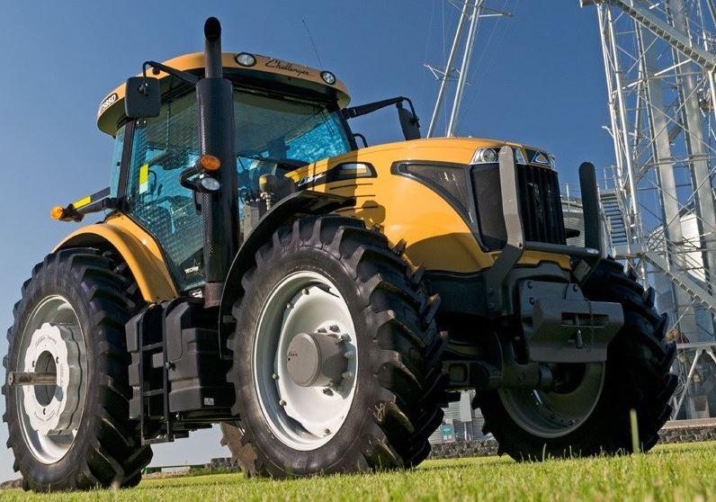 Challenger MT595D Tractor