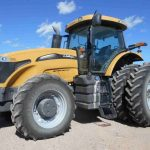 Challenger MT600D Series Row Crop Tractors Specifications