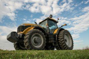 Challenger MT645E Tractor