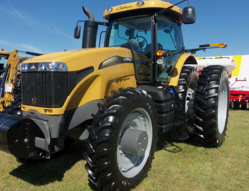 Challenger MT655D Tractor
