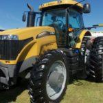 Challenger MT600D Series High Horsepower Row Crop Tractors Info.