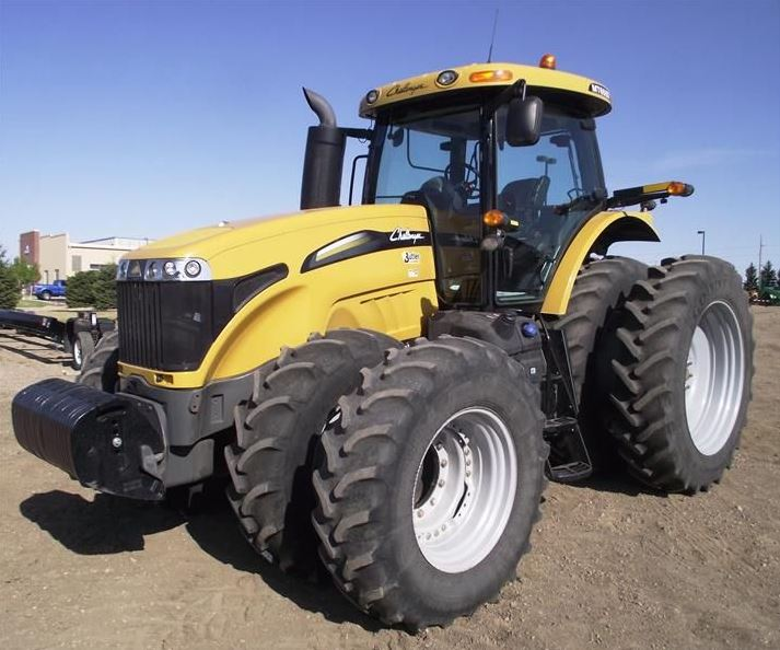 Challenger MT655E Tractor