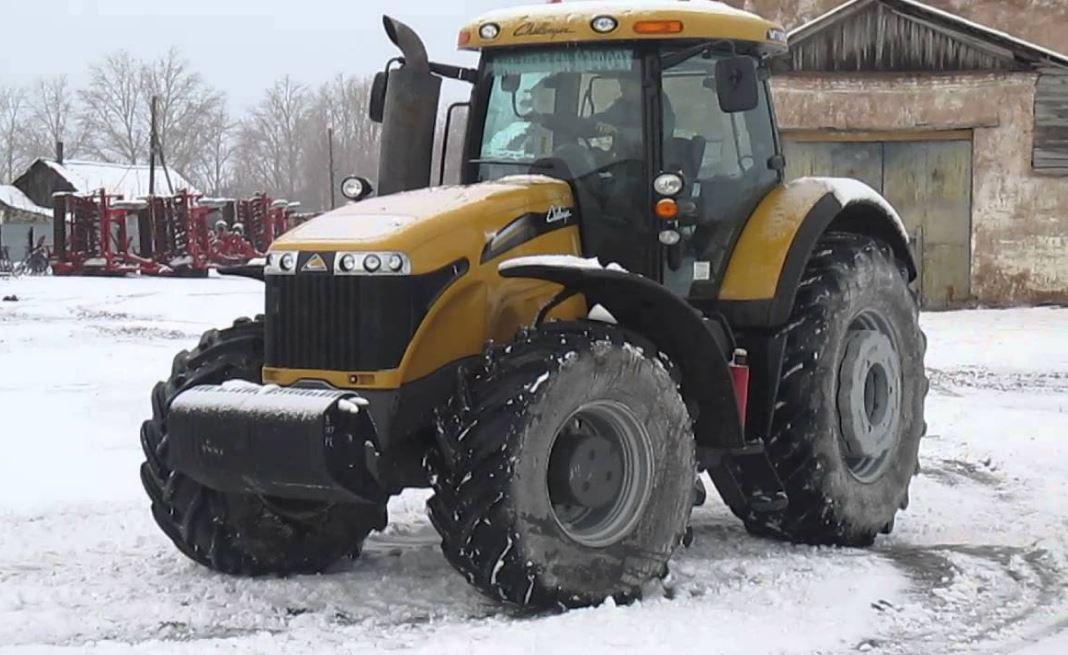 Challenger MT685D Tractor