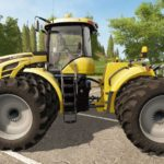 Challenger MT900E Series Articulated 4-Wheel Drive Tractors Info