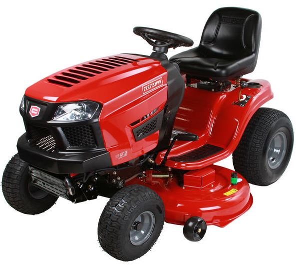 "Craftsman 27372 46"" Automatic Riding Mower"