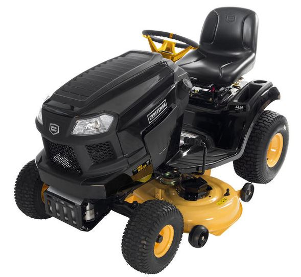 Craftsman Pro Series 27038 Lawn Mower Tractor