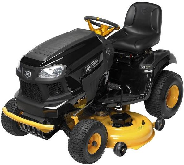 Craftsman Pro Series 27039 Lawn Tractor