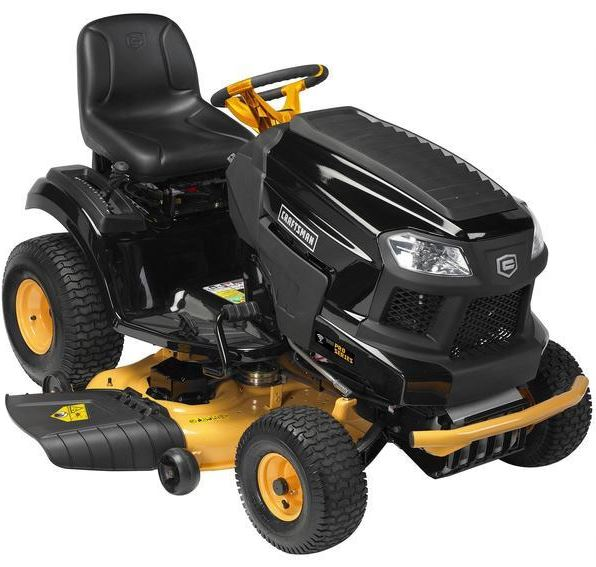 Craftsman Pro Series 27042 Lawn Mower Tractor
