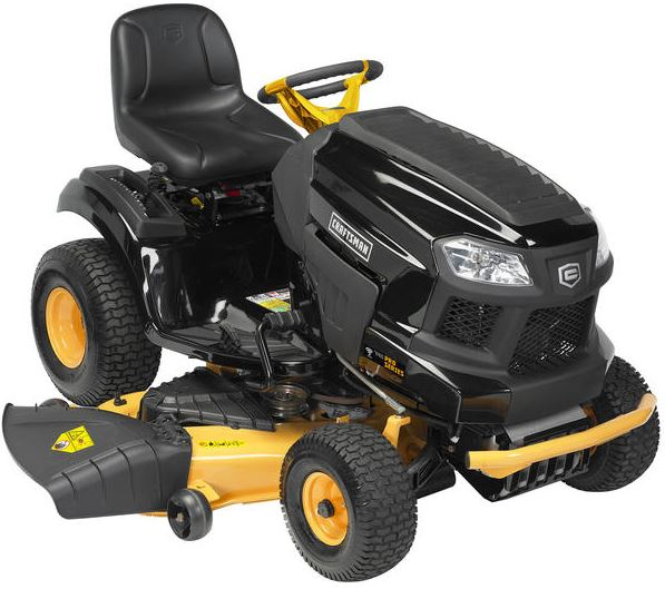 Craftsman Pro Series 27044 Lawn Mower Tractor
