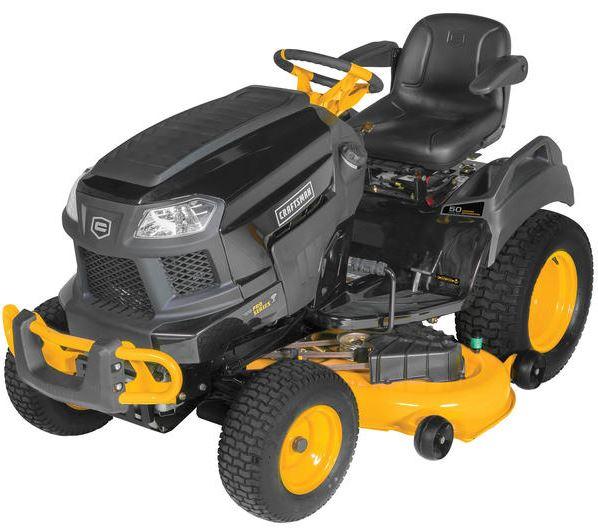 Pro Series Garden Tractor : Craftsman garden tractors information price list key facts