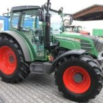 Fendt 200 Vario From 101 HP to 132 HP Tractors Information