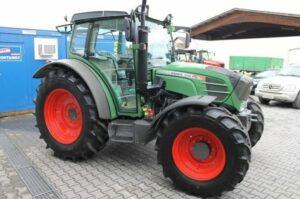 Fendt 208 Vario Tractor