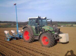 Fendt 210 Vario Tractor