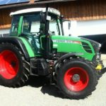 Fendt 300 Vario Tractors Parts Specification Price Review