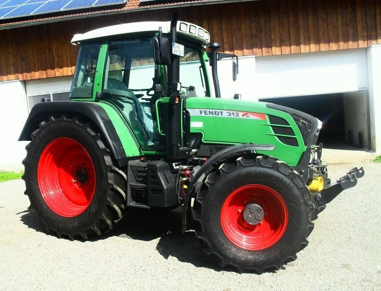 Fendt 300 Vario Tractors specifications Price list, features