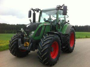 Fendt 512 Vario Tractor