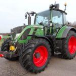 AE50 Award Winning Fendt 500 Vario series Tractors Info